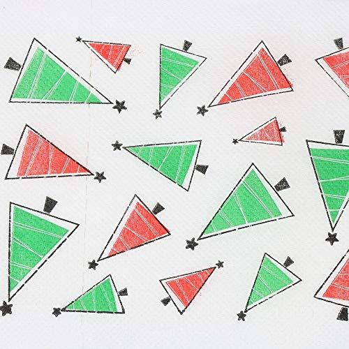 Fapluペーパータオルホームサンタクロースバストイレットペーパーロール紙クリスマス用品クリスマス装飾ティッシュナプキン