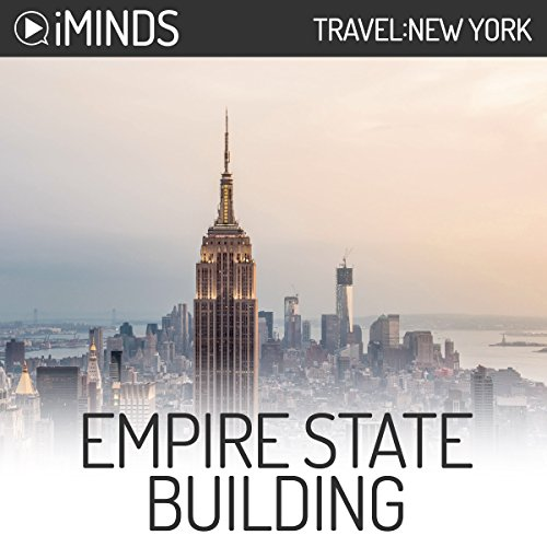 Empire State Building audiobook cover art