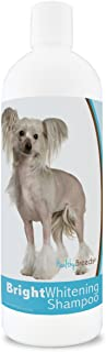 Healthy Breeds Chinese Crested Bright Whitening Shampoo 12 oz