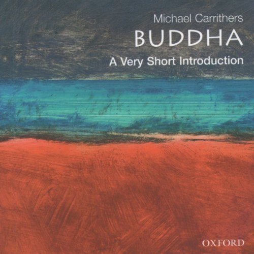 The Buddha: A Very Short Introduction audiobook cover art