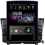 Pantalla Vertical de 9,7 Pulgadas Android 9.1 Coche Multimedia Player para Lada Granta Cross 2018-2019, Soporte GPS Navegador Radio De Coche USB BT Mandos de Volante