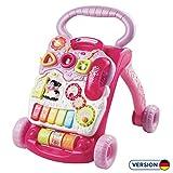 VTech 80-077086 Lauflernhilfe, EasyMail-Verpackung, rosa