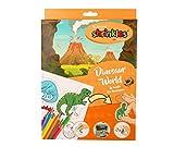 Original Shrinkles Dinosaurier-Welt (Bumper Craft Pack) -