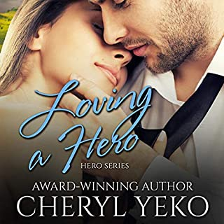 Loving a Hero     Hero Series, Book 3              By:                                                                                                                                 Cheryl Yeko                               Narrated by:                                                                                                                                 Alan Taylor                      Length: 3 hrs and 35 mins     39 ratings     Overall 4.6