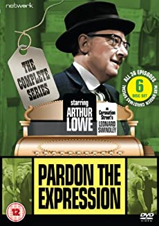 Pardon The Expression - The Complete Series