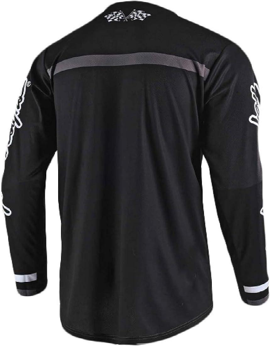 YSYFZ MTB Jersey outdoor cycling sports bike riding suit long-sleeved shirt off-road motorcycle service long-sleeved T-shirt downhill suit off-road sportswear men