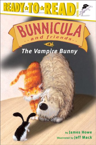 The Vampire Bunny (Bunnicula and Friends)の詳細を見る