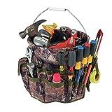 Bucket Boss バケッター30 CAMO 工具収納用バケツカバー バケットポケット