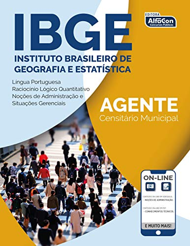 Agente censitário municipal - ibge