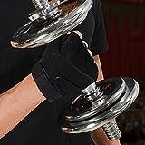 Nakeey Fitness Handschuhe Krafttraining, Trainingshandschuhe für Damen und Herren, Gewichtheben...
