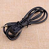 Mathenia Car Parts, Car 12 Pin 3.5mm 6000 CD AUX In Input Adapter Cables for Ford Focus MK2 C-MAX S-MAX Mondeo Transit Fiesta/Fusion