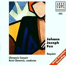 Johann Joseph Fux: Requiem / Clemencic by Clemencic Consort