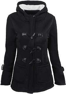 omniscient Women Windbreaker Outwear Warm Wool Long Coat Jacket Trench