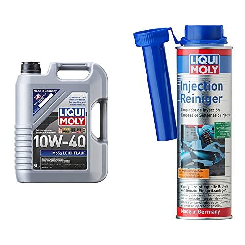Liqui Moly 2184 Aceite De Motor, 5 L + 2522 Limpiador De...