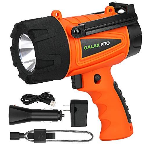 GALAX PRO Linterna LED Recargable,Spotlight Linterna 280Lm con 3 modos de iluminación,...
