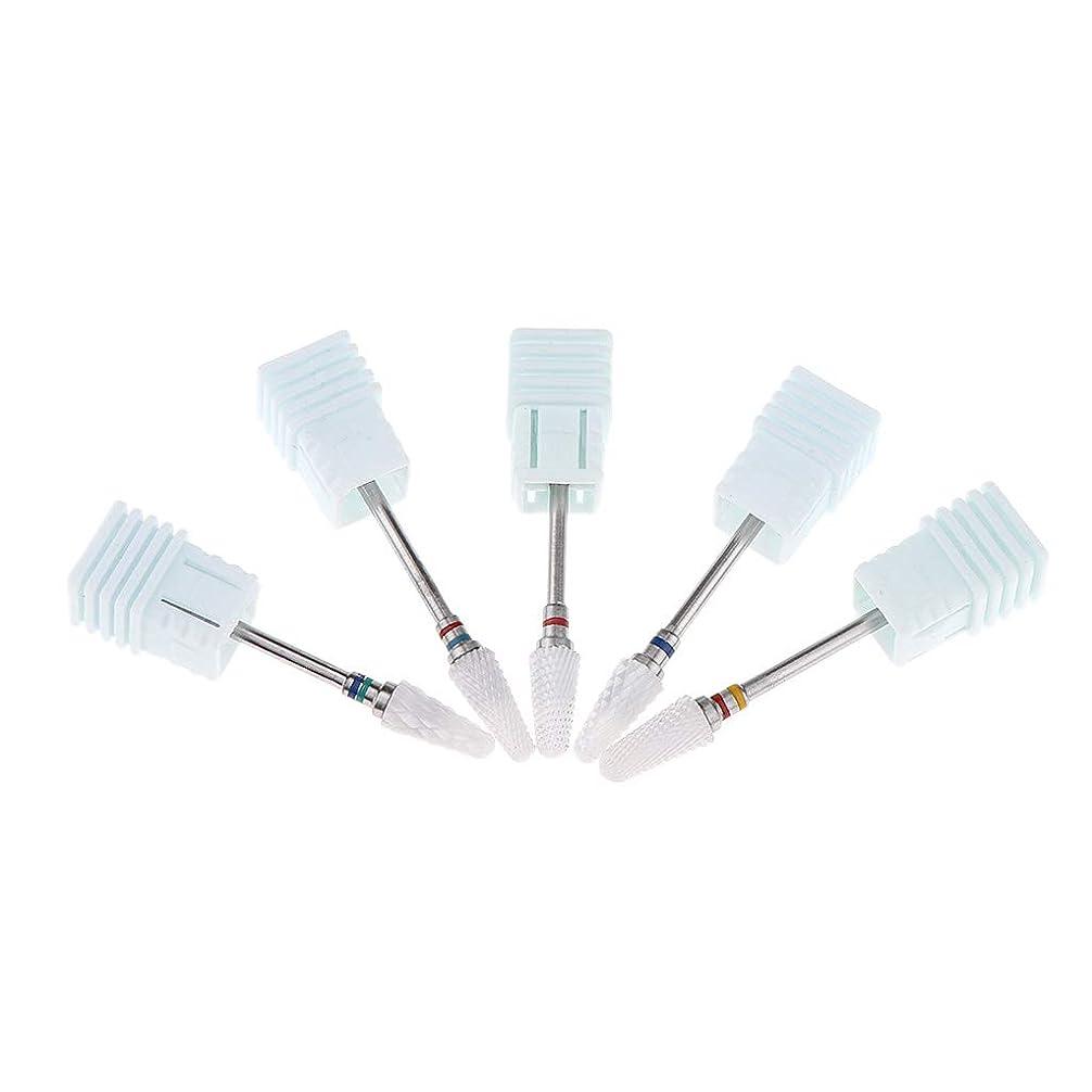 バラ色作成するマラウイSM SunniMix ネイルアート ネイルドリル ビット 耐久性 安全性 ネイルケア用 プロ ネイルビット ツール
