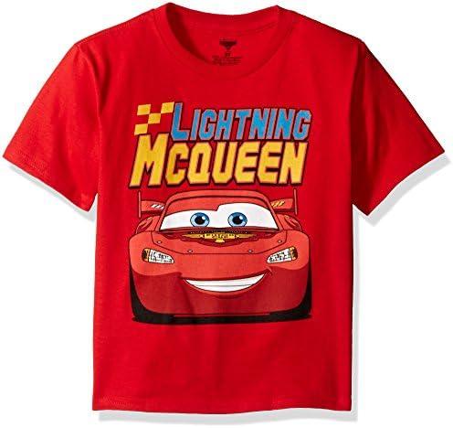 Cars Lightning McQueen Boys Long Sleeves Tshirt top t-shirt Skivie cotton new