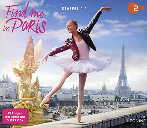 Find Me in Paris Staffel 1.1 Hörspiel