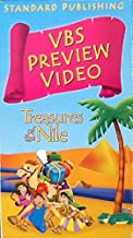 Treasures of the Nile Preview Video VHS