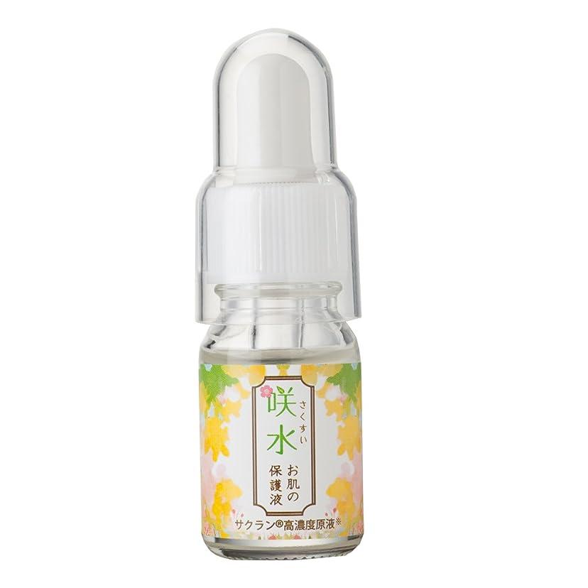 奇跡的なぎこちない戦略咲水お肌の保護液 10ml  保湿 美容液 顔 スイセンジノリ サクラン リバテープ製薬公式