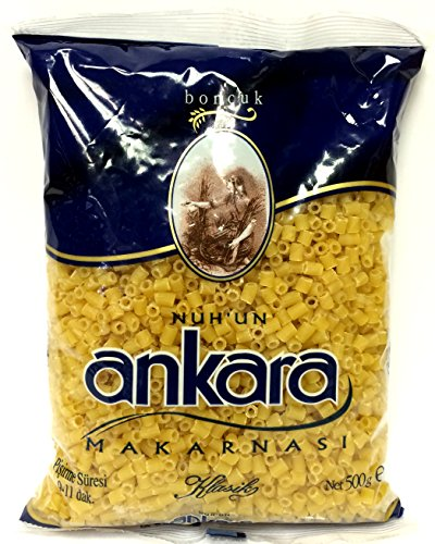 Türkische Nudeln (Boncuk) 500 g - Ankara Boncuk Makarna