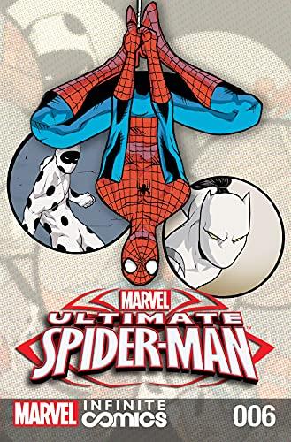 Ultimate Spider-Man Infinite Comics 2016 (English Edition)