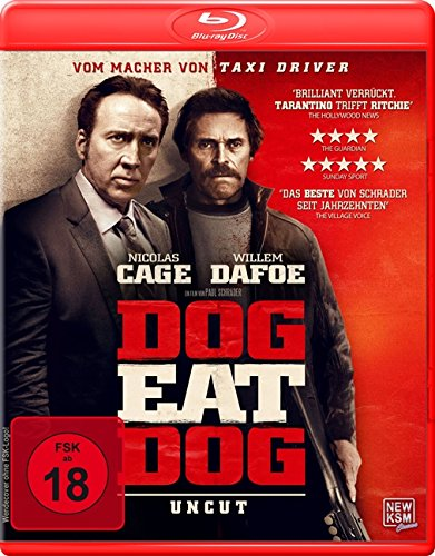 Dog Eat Dog - Uncut [Blu-ray]