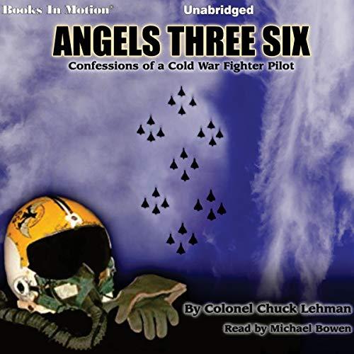 Angels Three Six audiobook cover art