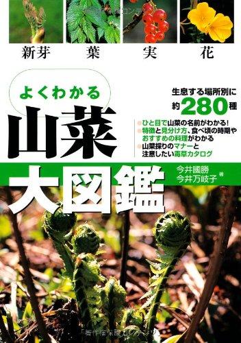 よくわかる山菜大図鑑―新芽 葉 実 花の詳細を見る