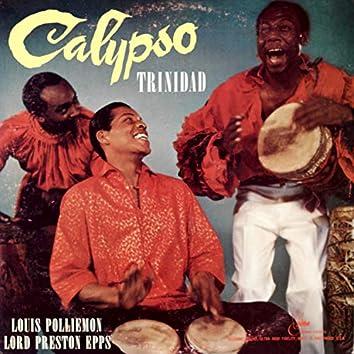 Preston Epps Calypso