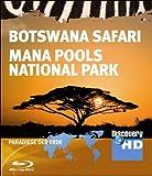 Botswana Safari/Mana Pools National Park - Discovery HD [Blu-ray] - ...