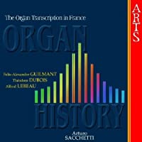 Organ Transcription in France by ARTURO SACCHETTI (2000-01-11)