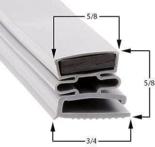 Delfield 6051 Part# (170-2009) Magnetic Door Gasket Cooler/Freezer