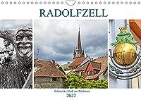 Radolfzell - schmucke Stadt am Bodensee (Wandkalender 2022 DIN A4 quer): Radolfzell am noerdlichen Ufer des Bodensees (Monatskalender, 14 Seiten )
