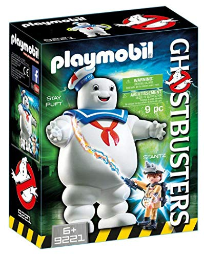PLAYMOBIL Ghostbusters Muñeco Marshmallow, a Partir de 6 Años (9221)
