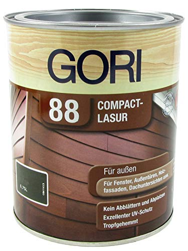 Gori 88 Compact-Lasur LH Burma Teak 750 ml