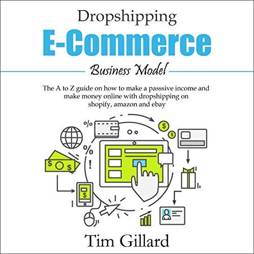 Dropshipping E-Commerce Business Model cover art