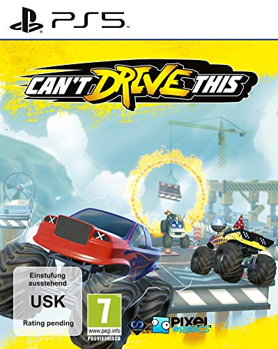 Can't Drive This - [PS5]