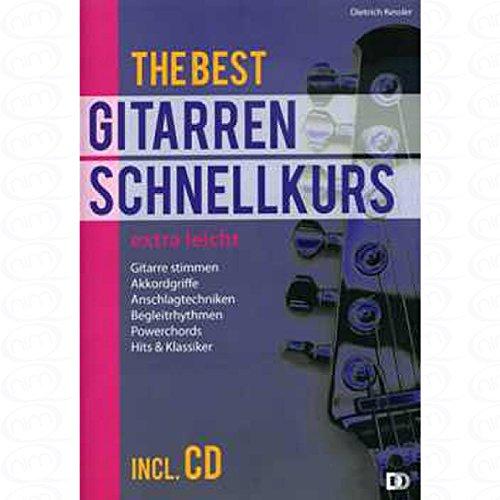 The best of Song Marathon - arrangiert für Gitarre - mit CD [Noten/Sheetmusic]