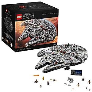 © 2018 The LEGO Group / Amazon.co.jp - レゴ スターウォーズ アルティメットコレクターシリーズ ミレニアムファルコン 75192