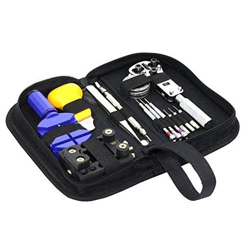 Generieke horloge tool kit professionele Reparatie Set