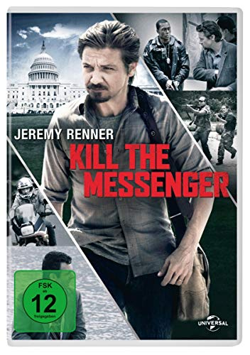 Photo of KILL THE MESSENGER – MOVIE [DVD]