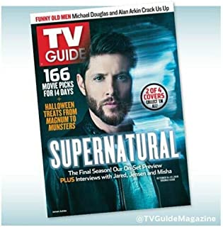 TV GUIDE MAGAZINE OCTOBER 2019 SUPERNATURAL - DEAN - (2 of 4)
