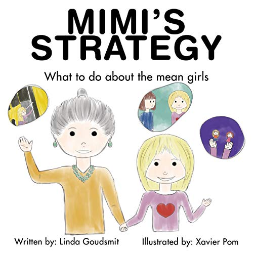 Mimi's Strategy: What to Do About the Mean Girls audiobook cover art