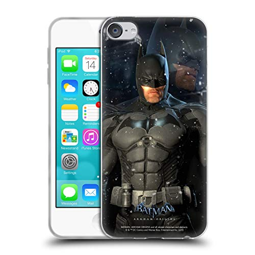 Head Case Designs Licenciado Oficialmente Batman: Arkham Origins Batman Characters Carcasa de Gel de Silicona Compatible con Apple Touch 6th Gen/Touch 7th Gen