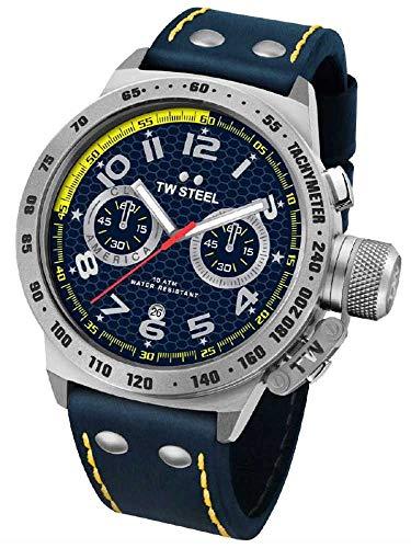 TW Steel CS28 Club America Chronograaf horloge 45mm