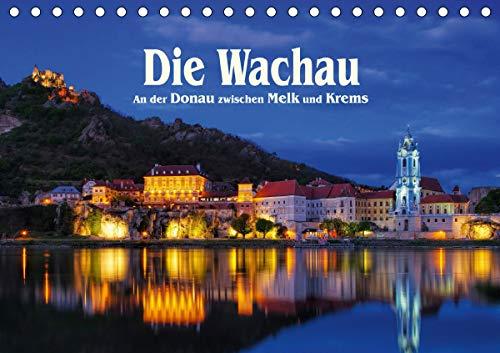Die Wachau - An der Donau zwischen Melk und Krems (Tischkalender 2020 DIN A5 quer)