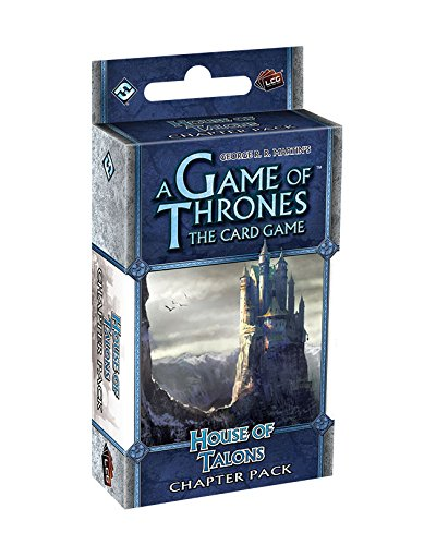 Fantasy Flight Games A Game of Thrones The Card Game: House of Talons Chapter Pack