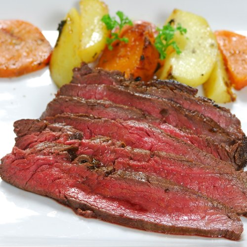 Australian Wagyu Beef Flank Steak, MS3 - 2 steaks, 2.25...