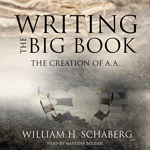 Writing the Big Book audiobook cover art